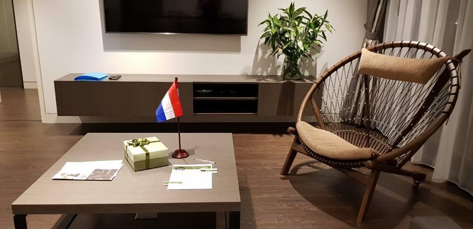 Ghế Circle - PP130 Chair - ghế thư giãn đẹp Woodpro