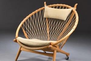 Ghế thư giãn Circle PP130 chair