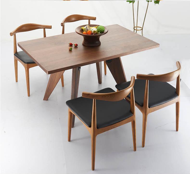 Bộ bàn ghế ăn Elbow dành cho 4 người