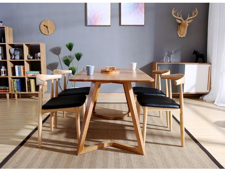 Bộ bàn ăn 4 ghế Elbow