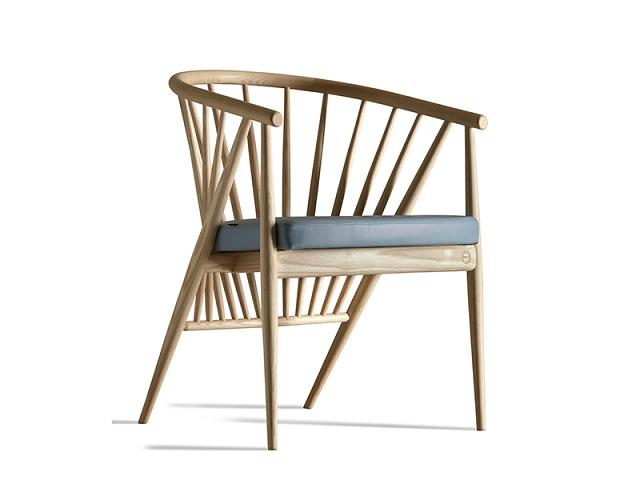 Ghế Genny armchair Woodpro