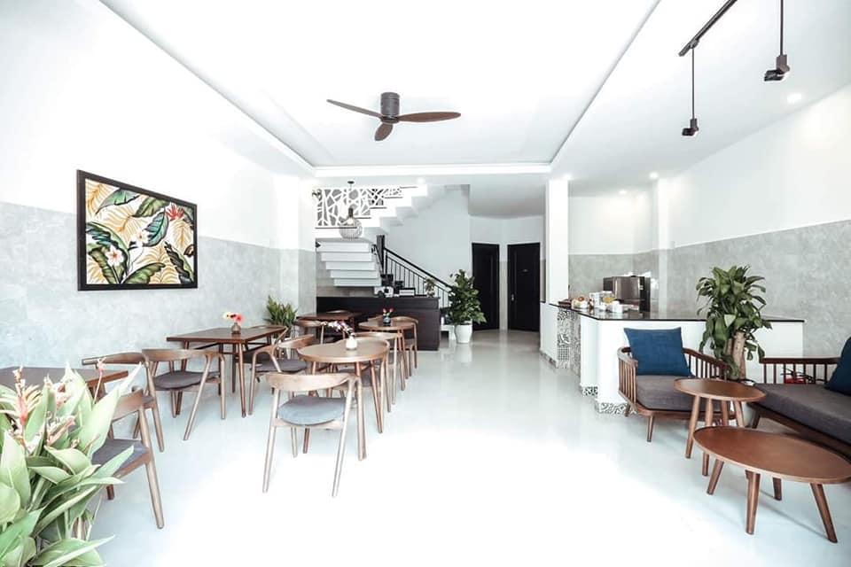 Sản xuất Bàn ghế cafe đẹp, hiện đại