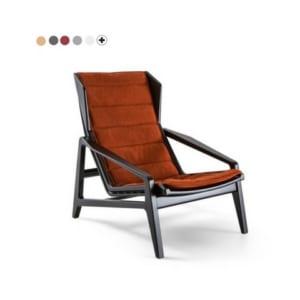 D156 armchair woodpro
