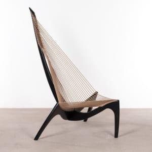 Ghế thư giãn độc đáo Harp Chair woodpro