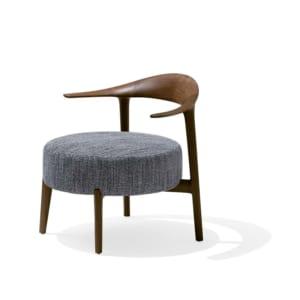 Ghế Ripple chair Woodpro sản xuất