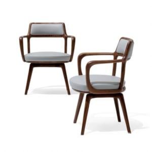 Ghế xoay baron chair Woodpro