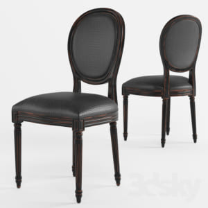 Ghế luis chair Woodpro - ghế ăn, ghế nhà hàng