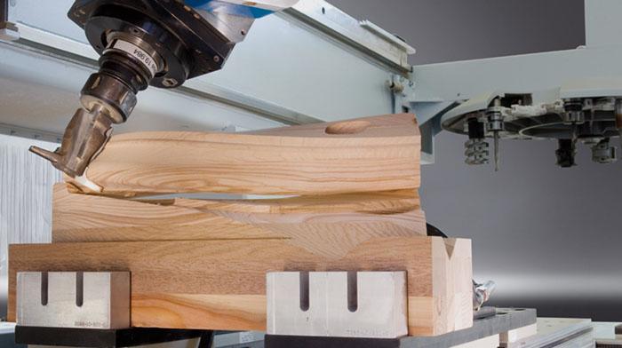 Tính chính xác trong sản xuất đồ gỗ