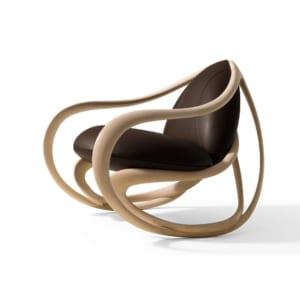 ghế bập bênh thư giãn Move Rocking armchair