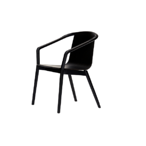 Ghế Thomas armchair Woodpro gỗ tự nhiên