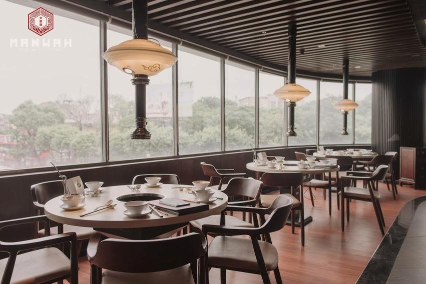 Ghế nhà hàng cao cấp bằng gỗ Tần bì