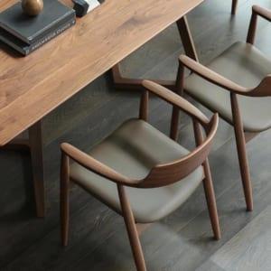 Bộ bàn ghế ăn 4 ghế Hiroshima