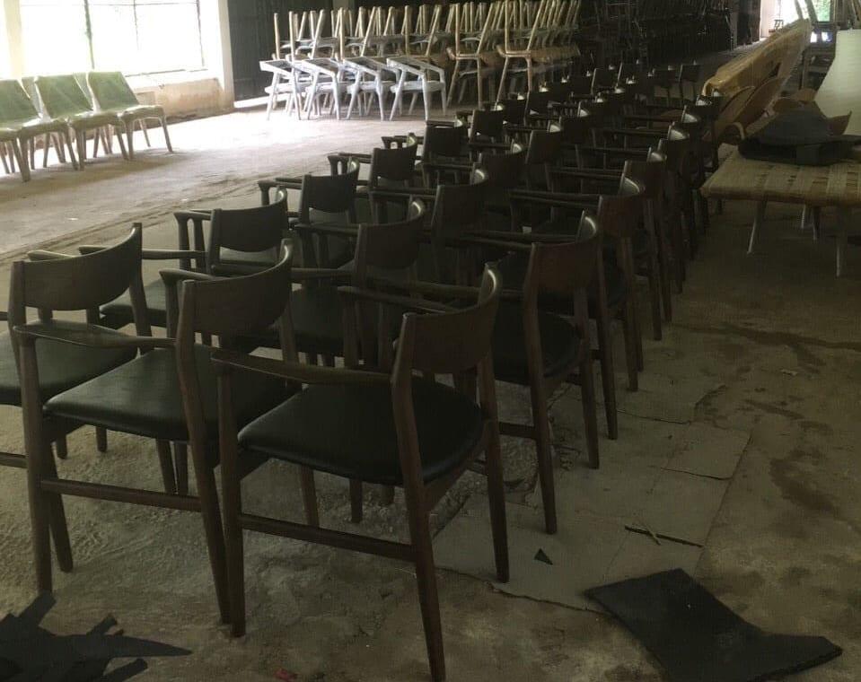 Sản xuất bàn ghế cafe đẹp, chất lượng uy tín tại Hà Nội