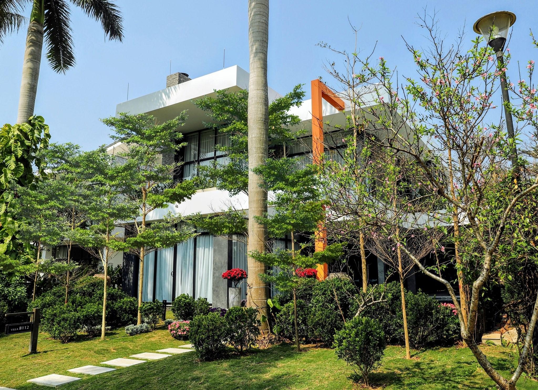 Orange Villa Flamingo Dai Lai Resort