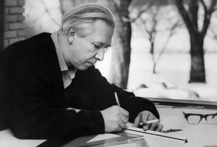 Hans J.Wegner – Kiến trúc sư người Đan Mạch – Nhà thiết kế nội thất tiên phong thế kỷ XX