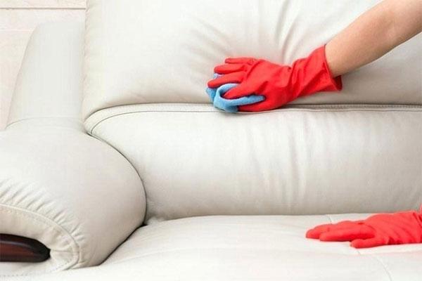 Cách vệ sinh ghế sofa da đơn giản hiệu quả tại nhà